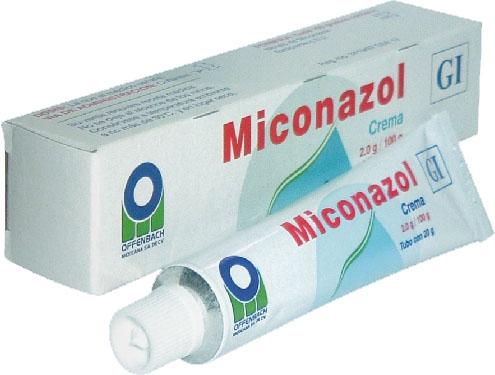 Miconazol, Desenex, Fungoid, Lotrimin, Micatin, Monistat